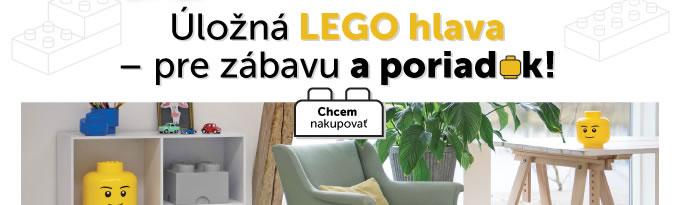 Úložná hlava LEGO