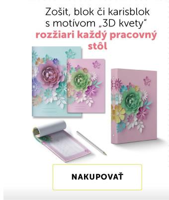 Produkty 3D kvety