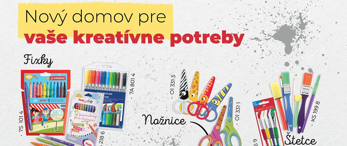 Kreatívne potreby